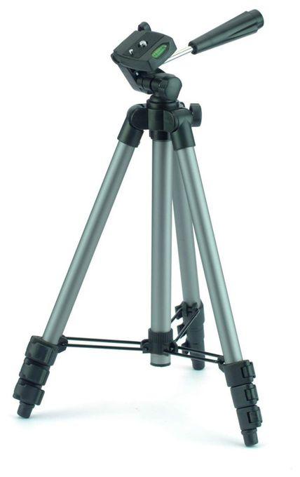 ALPHA 1000 Einsteiger-Kamerastativ 35-106cm inkl. 3-Wege-Kopf