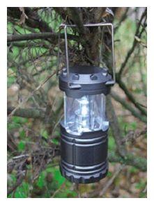 CL-1285 LED Campinglampe ultrahelle 1 W LED (90 Lumen)