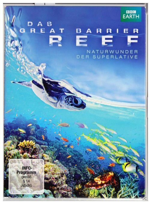 Das Great Barrier Reef - Naturwunder der Superlative (DVD)