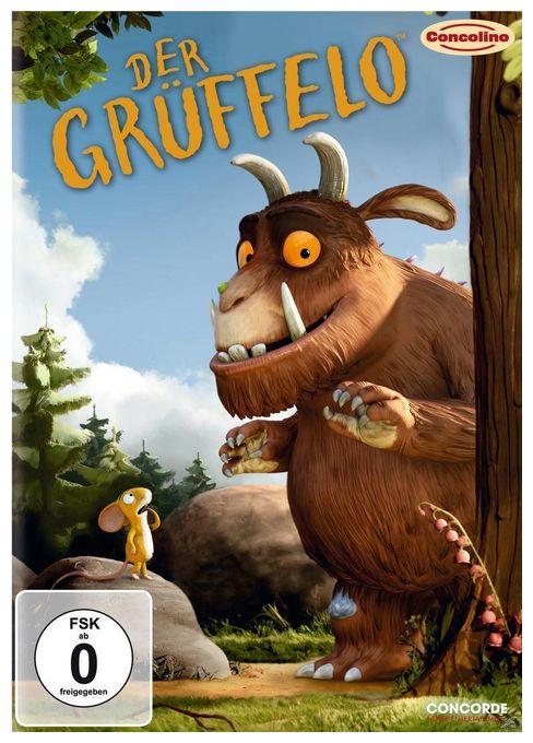 Der Grüffelo - Geschenk-Edition (DVD)