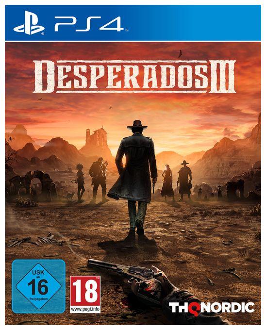Desperados 3 (PlayStation 4)