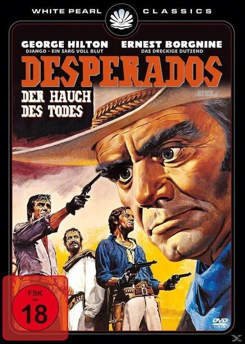 Desperados - Der Hauch des Todes (DVD)