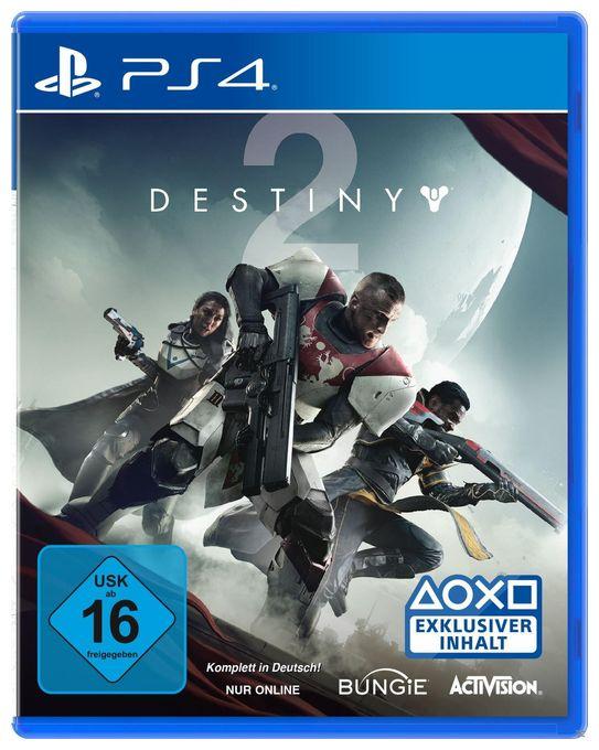 Destiny 2 - Standard Edition (PlayStation 4)