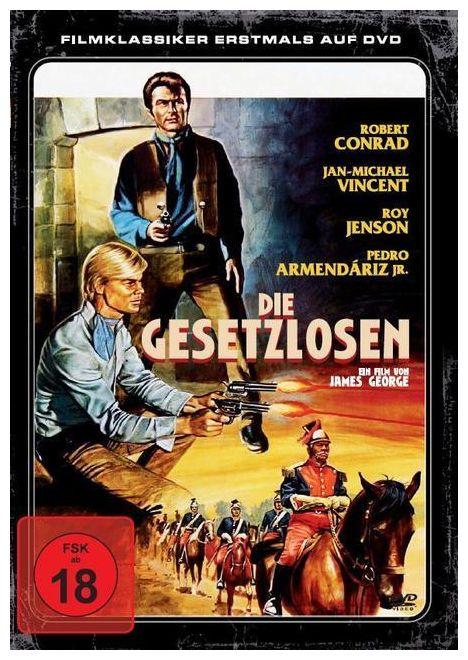 Die Gesetzlosen (DVD)