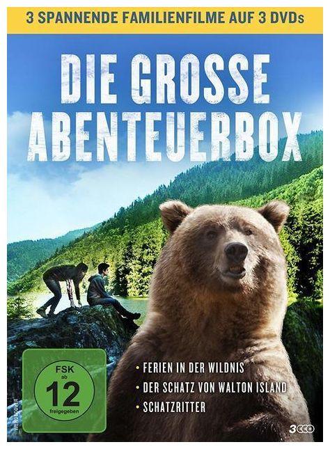 Die große Abenteuer-Box (DVD)