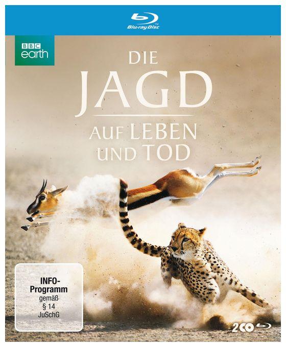 Die Jagd - Auf Leben und Tod - 2 Disc Bluray (BLU-RAY)