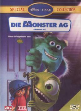 Die Monster AG (DVD)