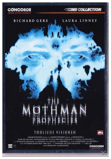 Die Mothman Prophezeiungen - Tödliche Visionen OmU (DVD)