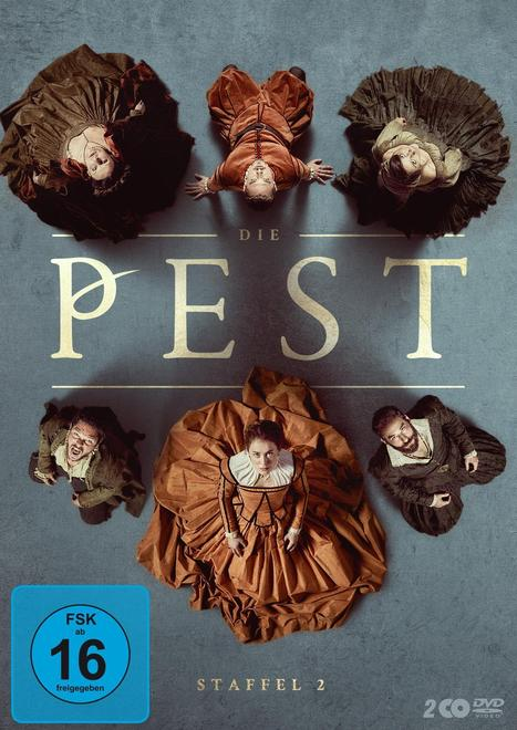 Die Pest - Staffel 2 - 2 Disc DVD (DVD)