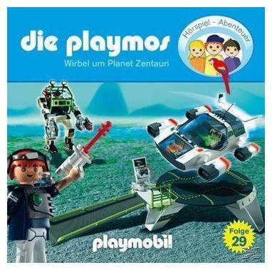 Die Playmos 29: Wirbel um Planet Zentauri (CD(s))