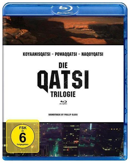 Die Qatsi Trilogie Bluray Box (BLU-RAY)