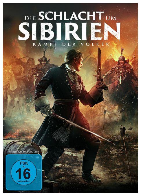 Die Schlacht Um Sibirien (DVD)