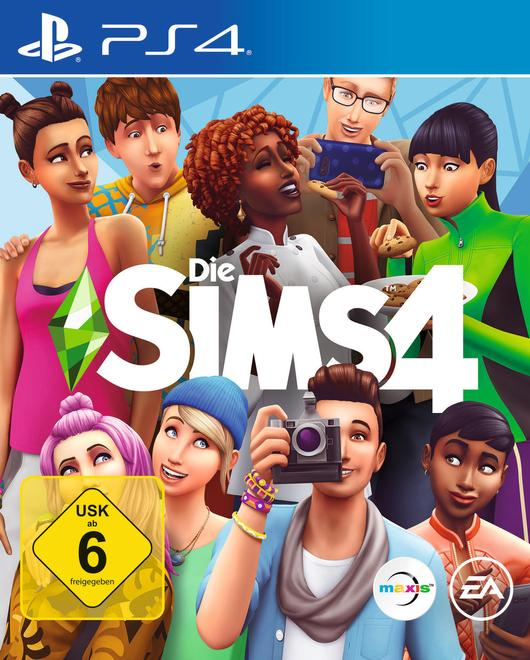 Die Sims 4 - Standard Edition (PlayStation 4)