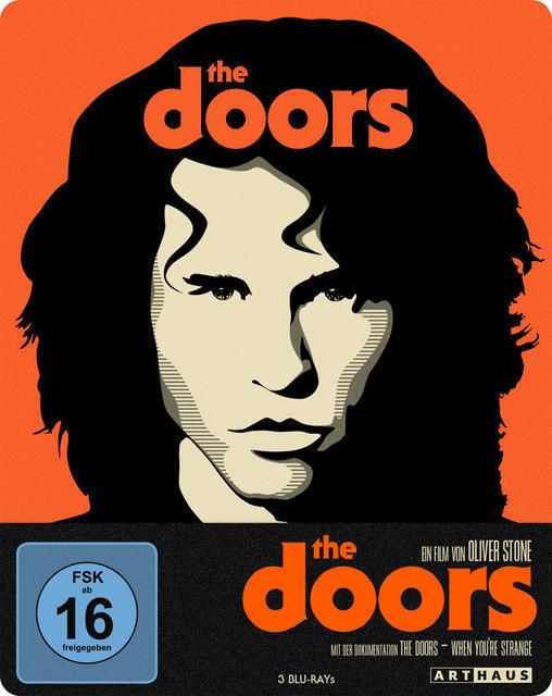Doors,The/Blu-Ray Limited Steelbook (BLU-RAY)