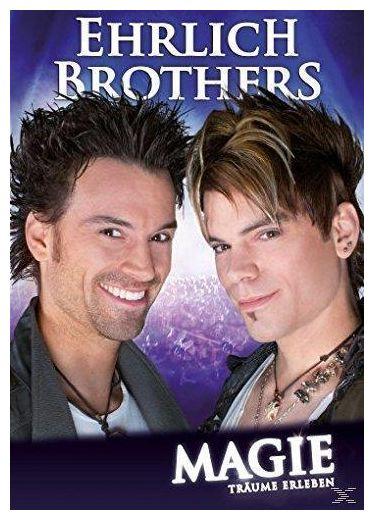 Ehrlich Brothers - Magie/Träume erleben (DVD)