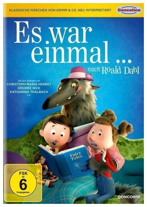 Es war einmal ... nach Roald Dahl (DVD)