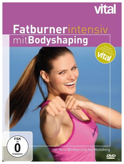 Fatburner intensiv mit Bodyshaping - Vital (DVD)