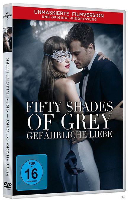 Fifty Shades of Grey - Gefährliche Liebe (DVD)