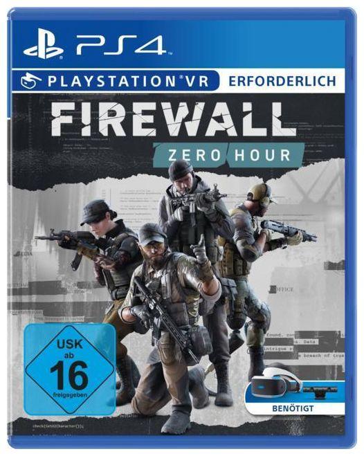 Firewall: Zero Hour (PlayStation 4)