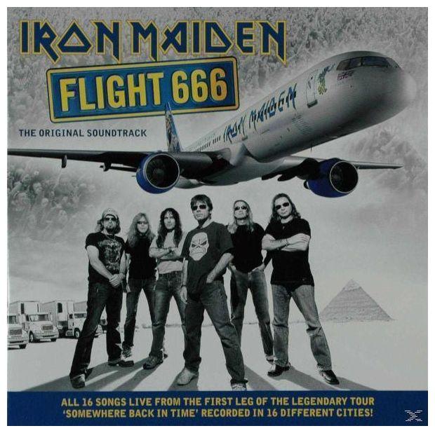 FLIGHT 666: THE ORIGINAL SOUND (Iron Maiden)