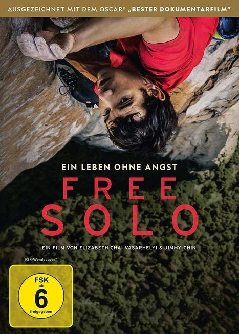 Free Solo (DVD)