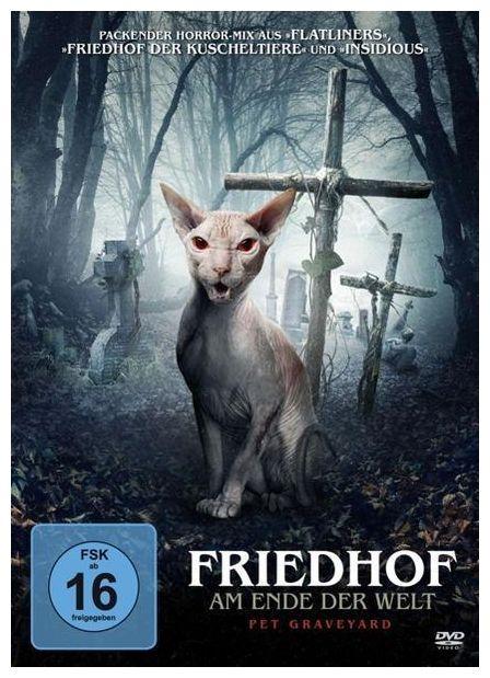 Friedhof am Ende der Welt (DVD)