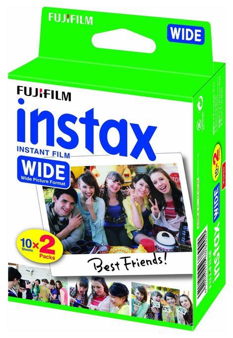 Instant WIDE Colorfilm Instax reg. Glossy (10x2)