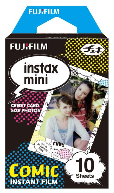 Colorfilm Instax Mini Comic WW1 Instant Film