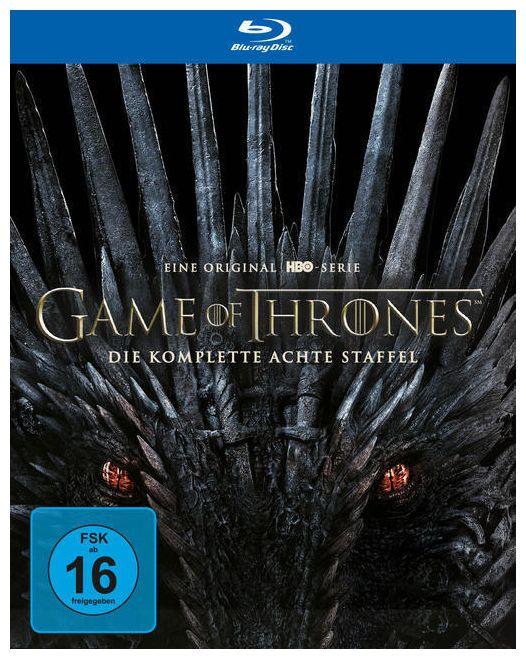 Game of Thrones - Staffel 8 (BLU-RAY)