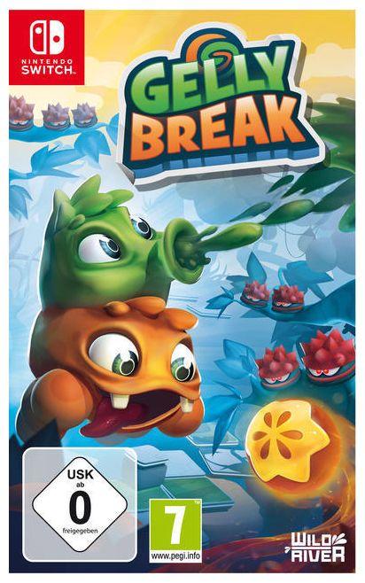 Gelly Break (Nintendo Switch)