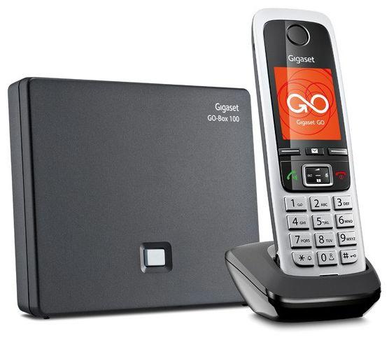 C430A GO Schnurlostelefon mit Anrufbeantworter 55min Headset-Anschluß