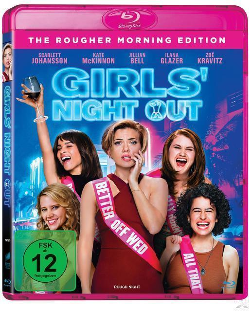 Girls' Night Out The Rougher Morning Edition (BLU-RAY)