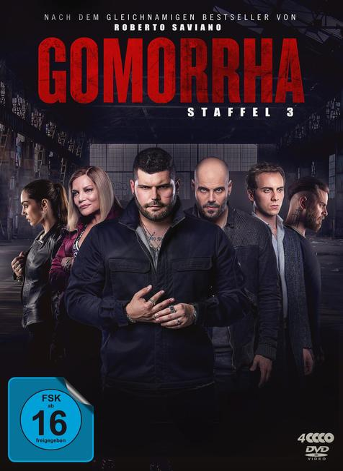 Gomorrha - Staffel 3 DVD-Box (DVD)