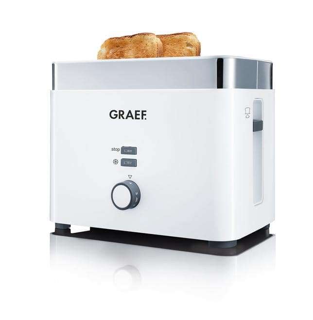 TO61 Toaster 1000 W 2 Scheibe(n)