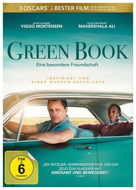 Green Book - Eine besondere Freundschaft (DVD)