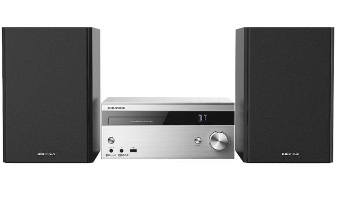 CMS 4000 BT DAB+ Micro-System UKW/DAB+ CD USB AUX-IN Bluetooth
