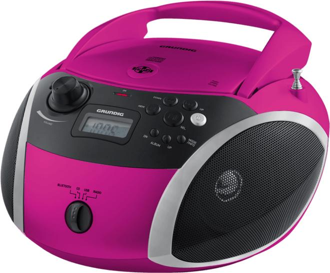GRB3000BT CD Payer FM Radio