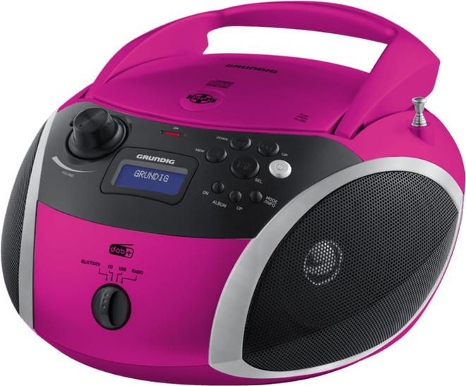 GRB4000BT DAB+ CD Payer DAB+,FM Radio