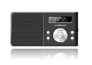 Music 5000 DAB+ Digitalradio UKW LC-Display 10 Stationsspeicher