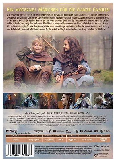 Halvdan,Der Wikinger (DVD)