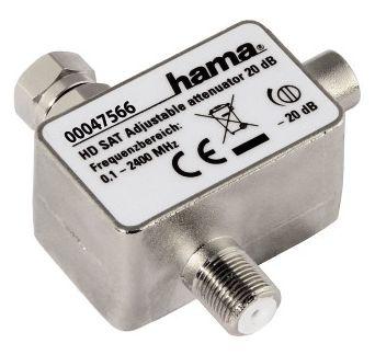 00047566 HD SAT - Anpassungsregler 20dB