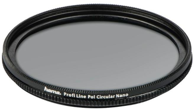 "77100 Pol-Filter ""Profi Line"" cir Nano multi-coated: 16 Schichten Wide 37mm"