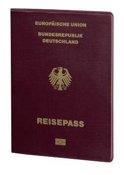 """00105393 Reisepass-Datenschutzhülle """"Berlin"""""""