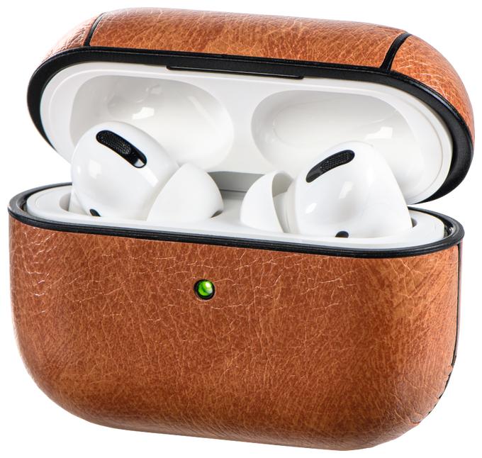 00122069 Etui für Apple AirPods Pro Lederoptik
