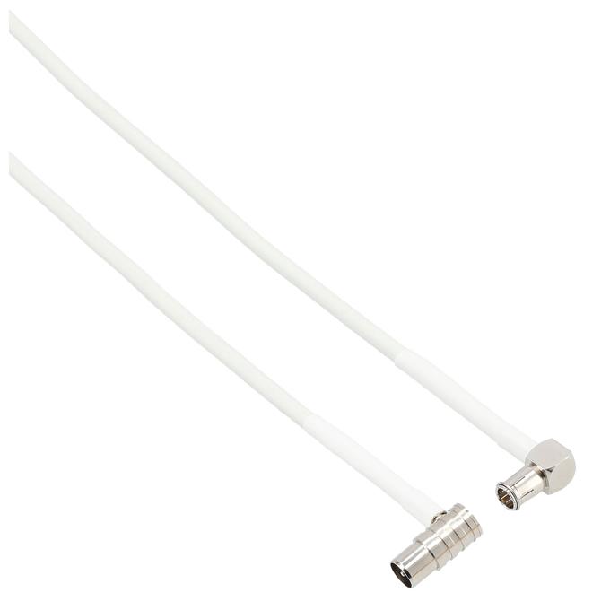 122167 Breitband-Anschlusskabel 3m Weiß