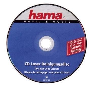 00044721 CD-Laserreinigungsdisc
