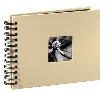 "00113675 Spiral-Album ""Fine Art"" 24x17cm 50 e Seiten"