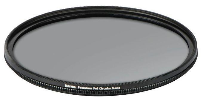 "77201 Pol-Filter ""Premium"" cir Nano super-coated: 18 Schichten Wide 40,5mm"