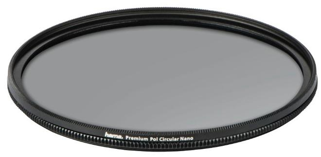 "77201 Pol-Filter ""Premium"" cir Nano super-coated: 18 Schichten Wide 40,5mm"