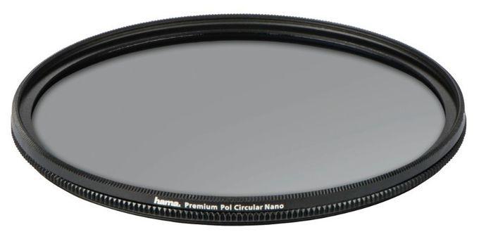 "00077204 Pol-Filter ""Premium"" cir Nano super-coated: 18 Schichten Wide 49mm"